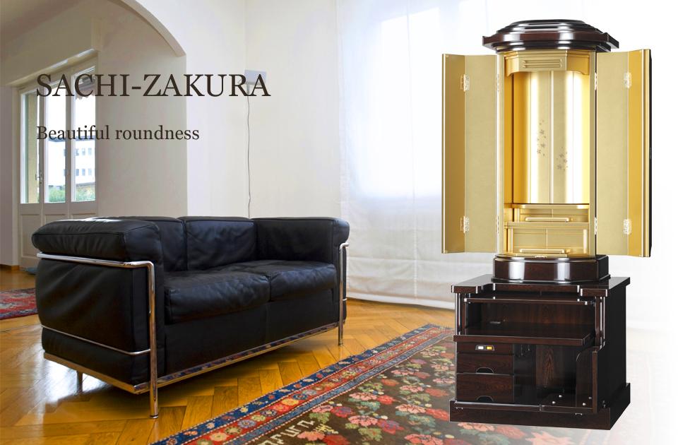 SACHI-ZAKURA Beautiful roundness